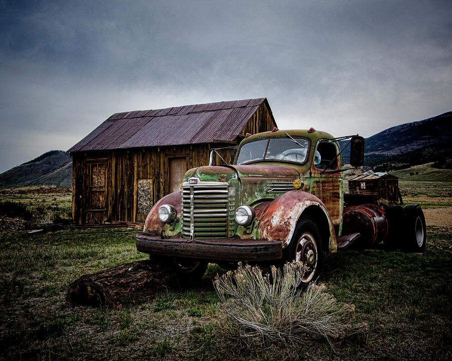 International Harvester by Ron Weathers