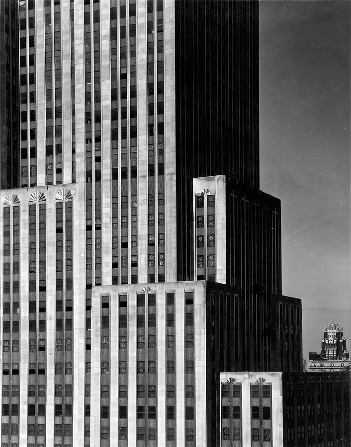 International Magazine Building Hearst Photograph by The New York Historical Society