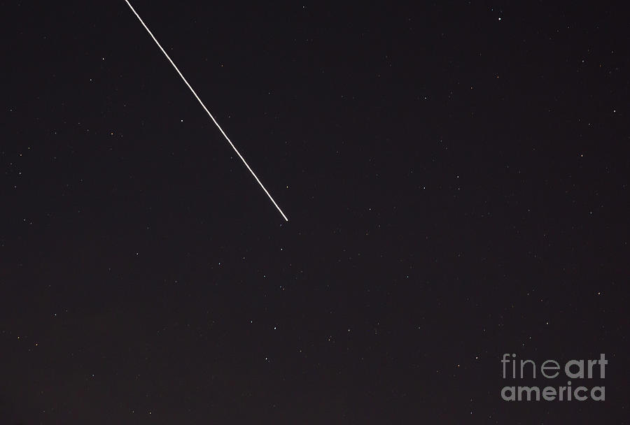 International Space Station by Kevin McCarthy
