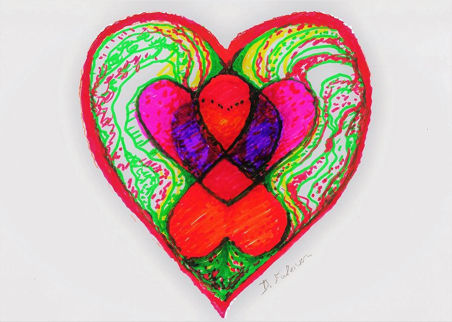 Intersections of the Heart by Denise F Fulmer