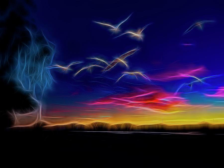 Into The Twilight by Paul Wear