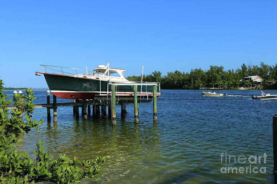 Intracoastal Waterway by Christiane Schulze Art And Photography