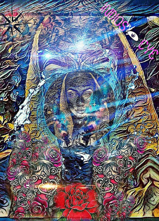 Intuition Digital Art by Samuel Mcpherson