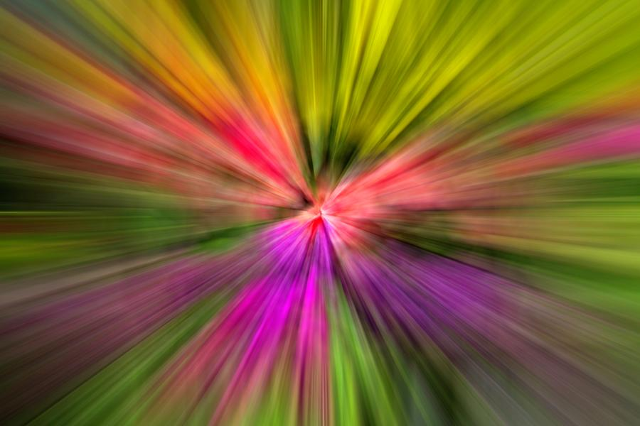 Inward Radiance by Allen Nice-Webb