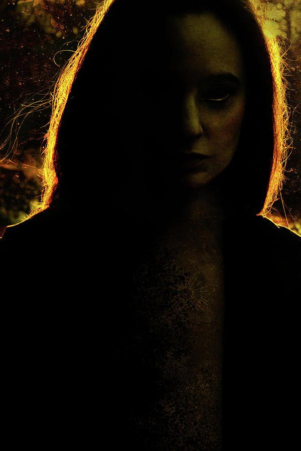 Nightmare Digital Art - Ira Solis by Cambion Art