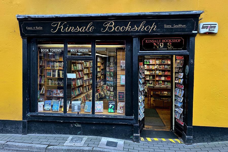 Irish Book Store Photograph