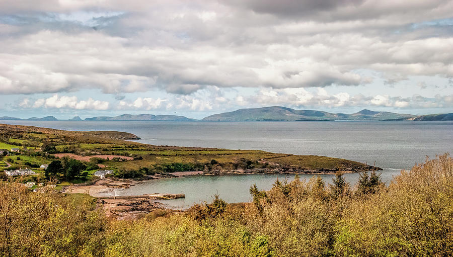 Coastline Photograph - Irish Coastline by Phyllis Taylor