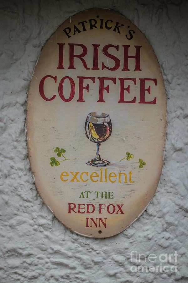 Irish Coffee by Eva Lechner