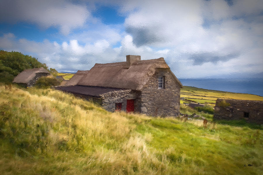 Irish Country House - DWP3786593 by Dean Wittle
