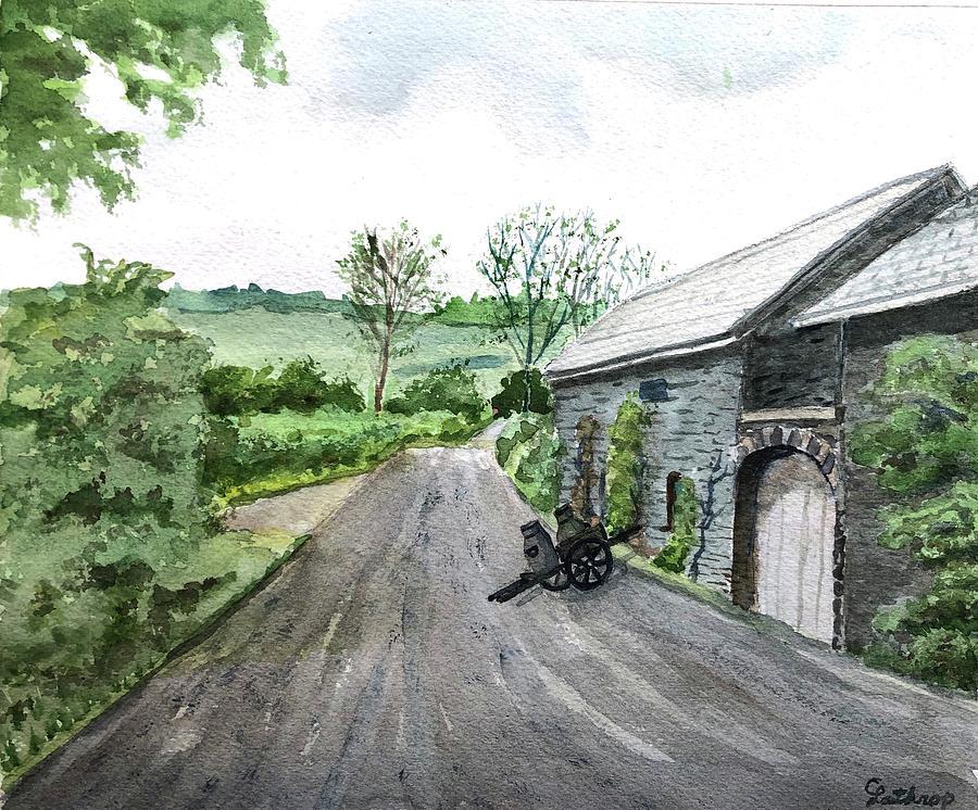 Irish Lane by Christine Lathrop