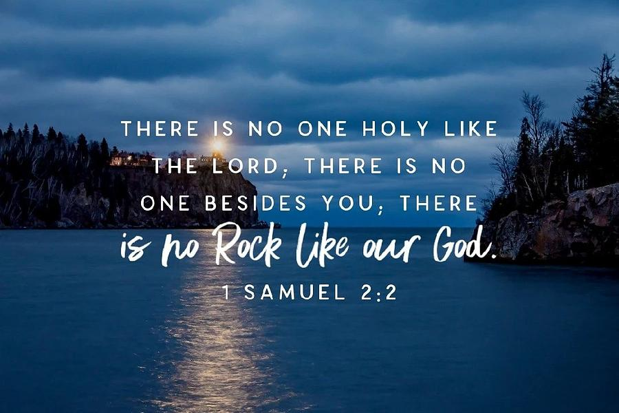 Is No Rock Like Our God by Karen Biwersi