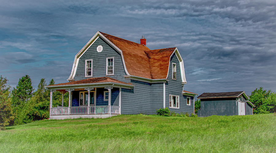 Island Home in Mayfield by Marcy Wielfaert