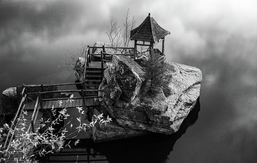 Island in the Sky by Kristopher Schoenleber
