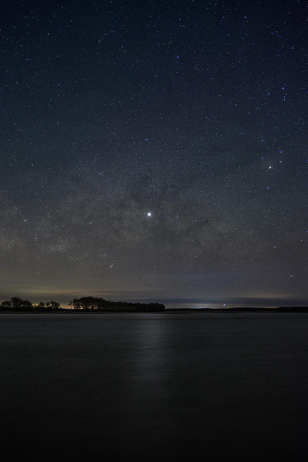 Island Night  by Robert Fawcett