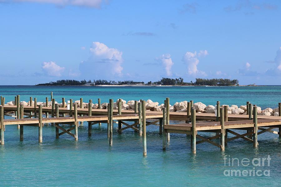 Island Paradise by Carol Groenen