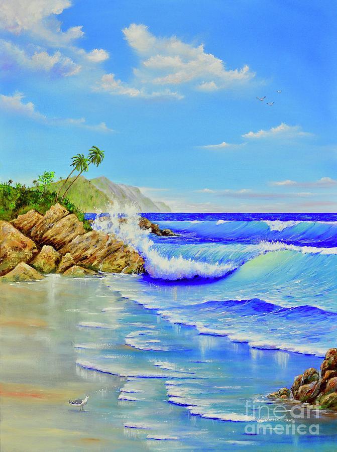 Island Paradise by Mary Scott