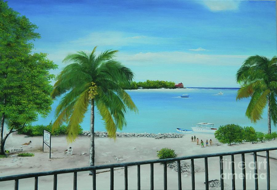 Island Time 2 by Kenneth Harris