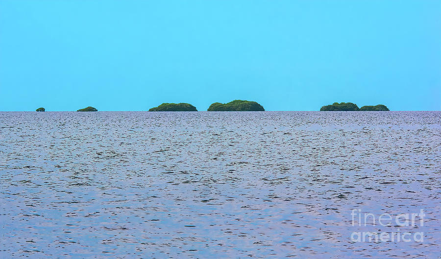 Islands Photograph - Islands Over The Horizon by Felix Lai