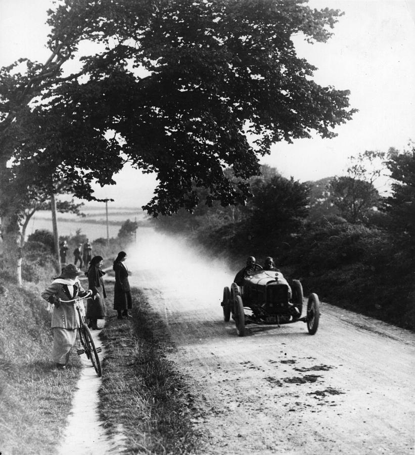 Isle Of Man Tt Photograph by Hulton Archive