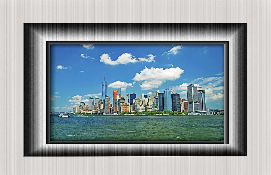 Isle of Manhattan by Richard Risely
