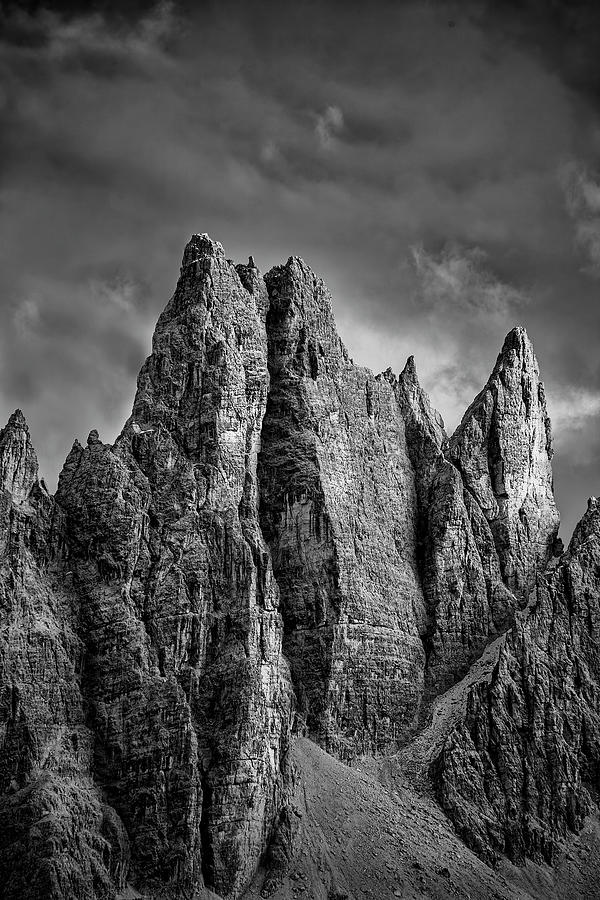 Isolated Dolomites by Jon Glaser