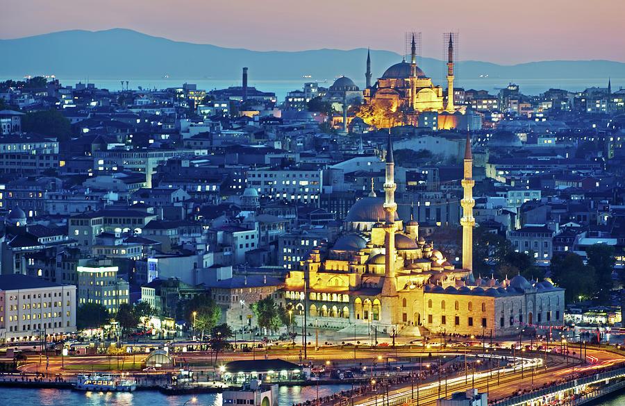 Istanbul, Turkey Photograph by Nikada
