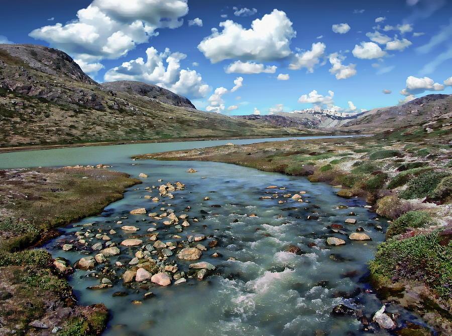 Isunngua Highlands by Anthony Dezenzio