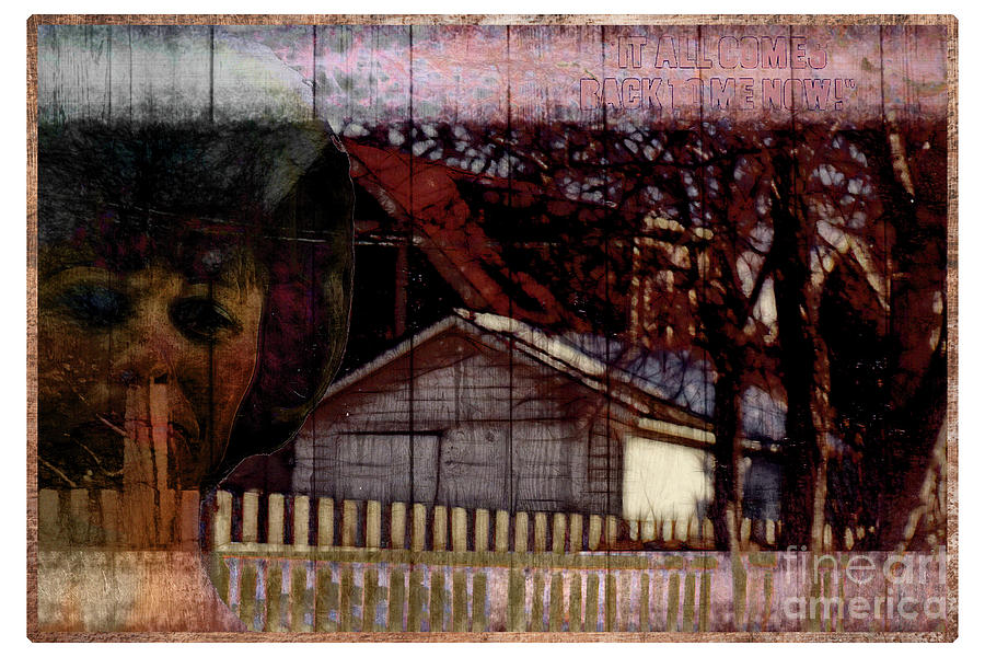 Collage Digital Art - It All Comes Back To Me Now by John Groves