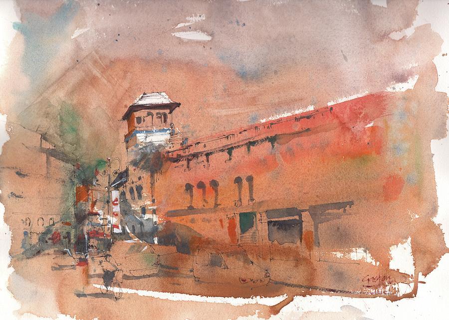 Italian in Rust by Gaston McKenzie