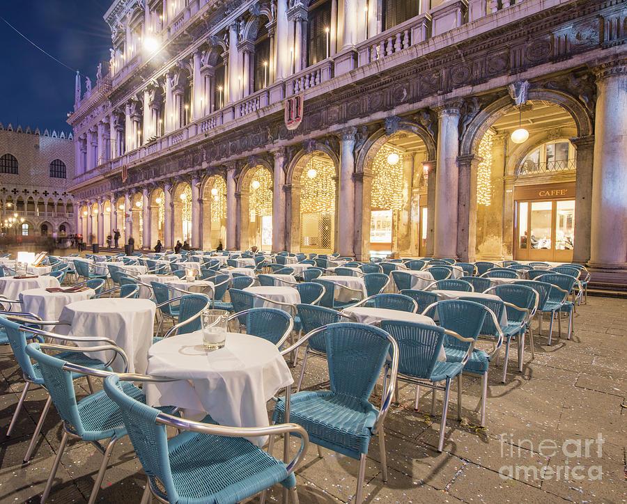 Italian Cafe by Juli Scalzi