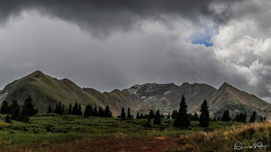 Lewis Mountain by Dennis Dempsie