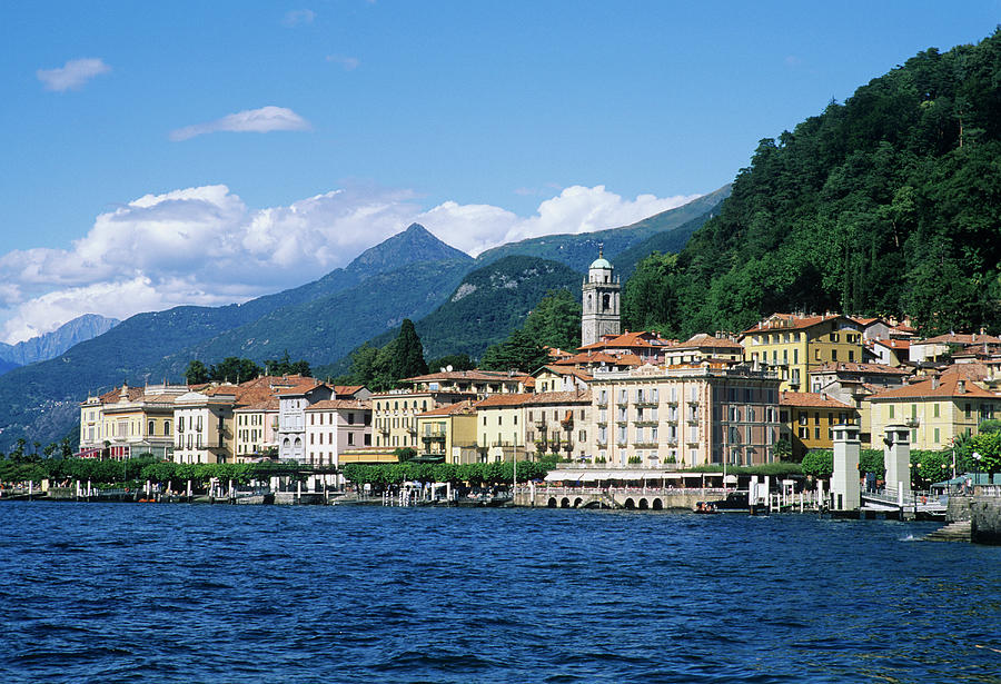 Italy, Lombardy, Bellagio Photograph by Vincenzo Lombardo