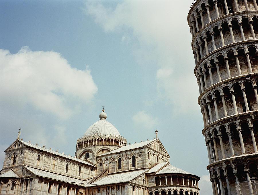 Italy, Pisa Campo Dei Miracoli Photograph by Sean Justice