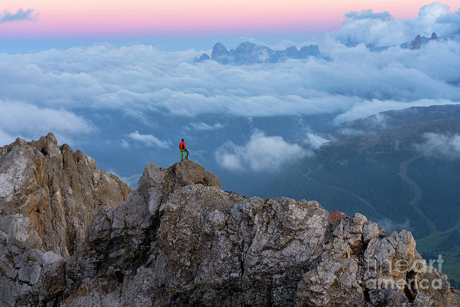Italy, Veneto, Dolomites, Alta Via Bepi Photograph by Westend61