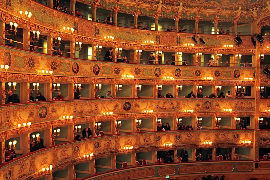 Italy, Veneto, Venice, Listed As World Photograph by Frumm John / Hemis.fr