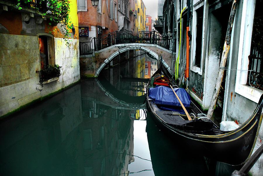 Italy, Venice Photograph by Photostock-israel