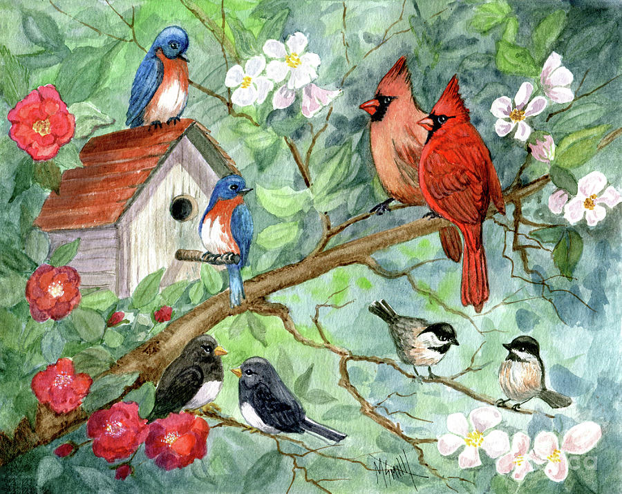 It's A Spring Thing by Marilyn Smith