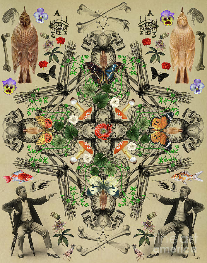 Its Complicated Digital Art - Its Complicated by Kenneth Rougeau