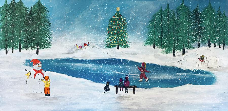 Its the season by Mary Rimmell