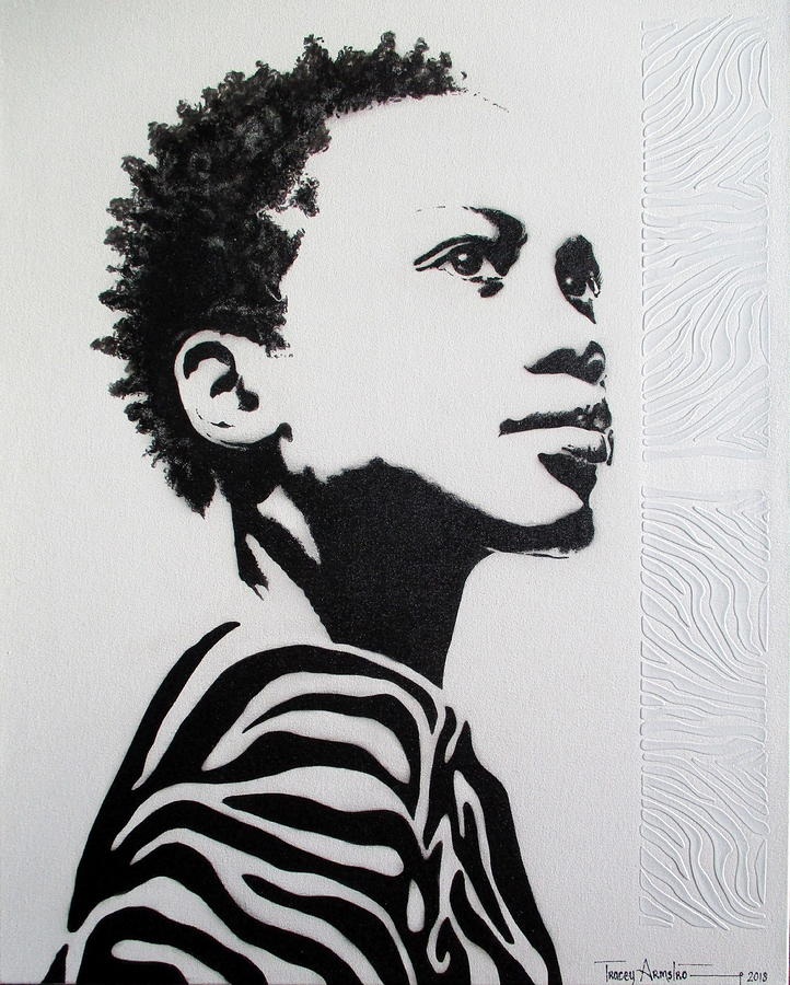 I've Earned My Stripes by Tracey Armstrong