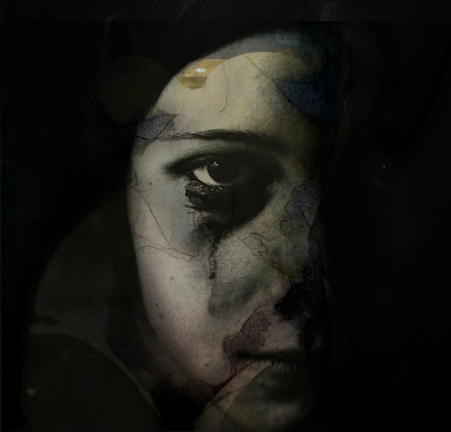 Love Mixed Media - Ive Gotta A Picture Of The Woman I Love  by Paul Lovering