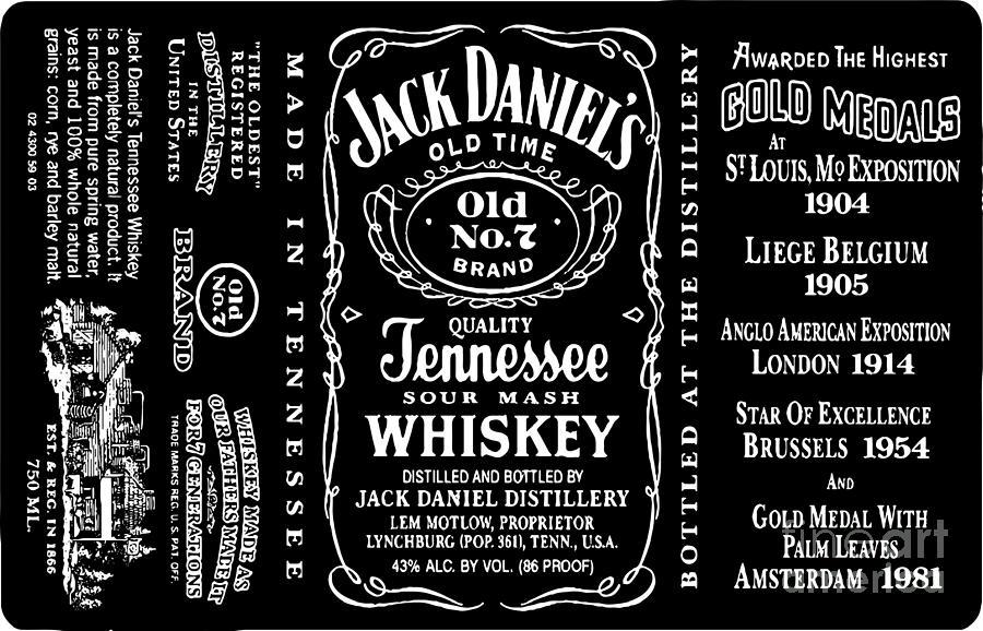 Jack Daniels  by EliteBrands Co
