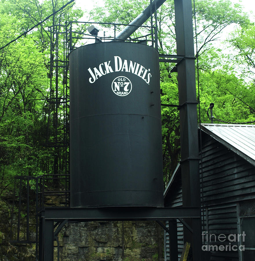 Jack Daniel's No 7 by Mary Capriole
