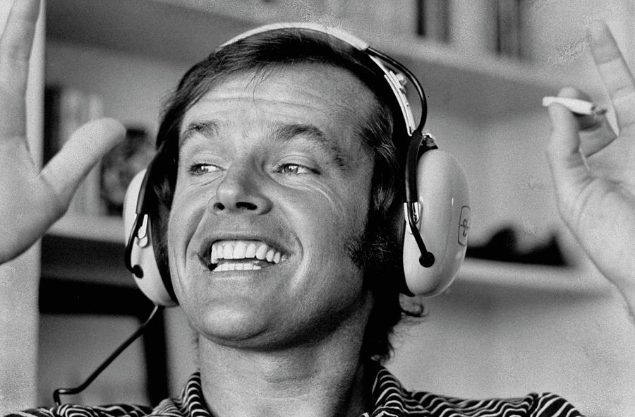Jack Nicholson Photograph by Arthur Schatz