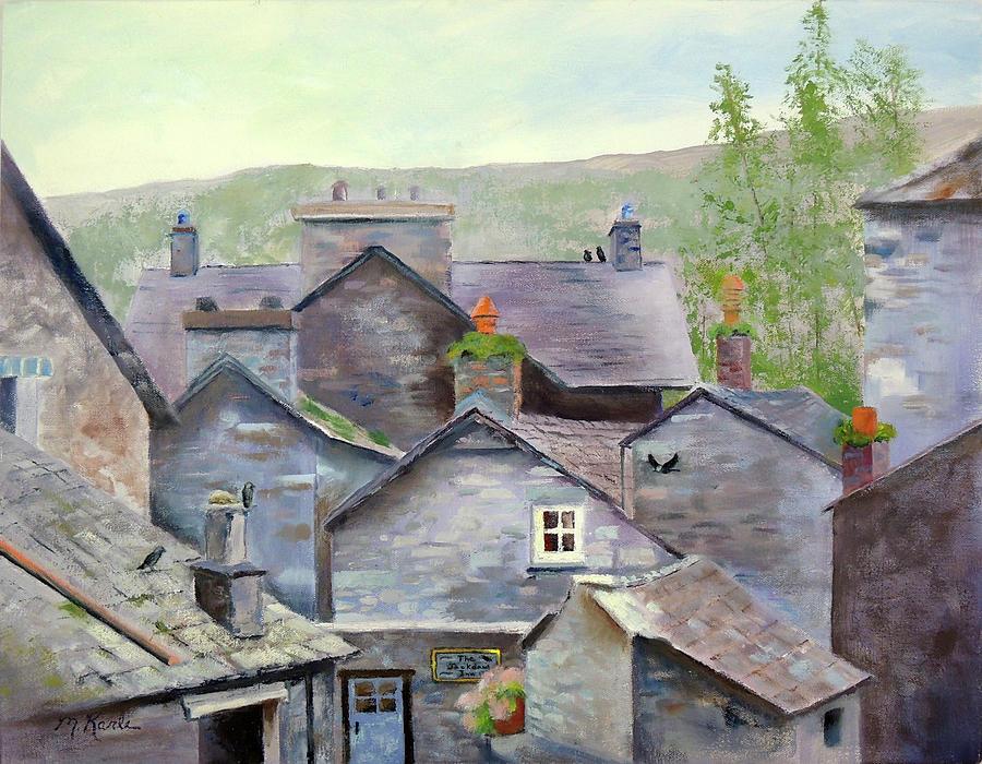 Jackdaw Inn by Marsha Karle