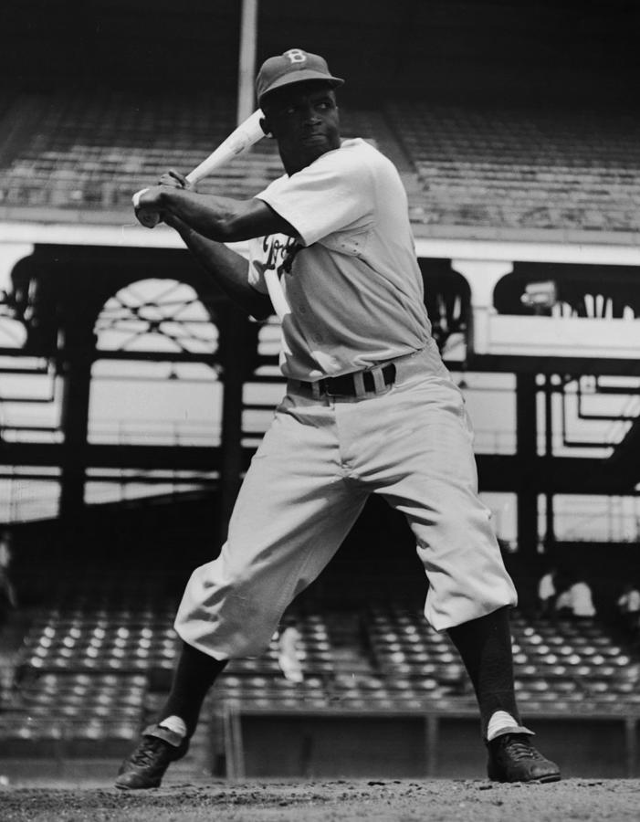 Jackie Robinson Photograph by Archive Photos