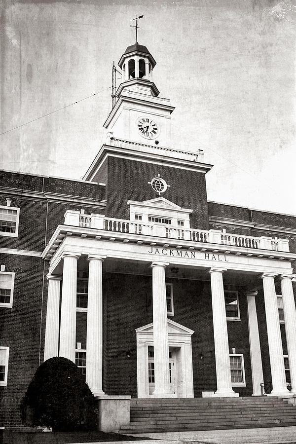 Jackman hall Norwich University by Jeff Folger