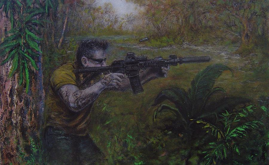 Jackson Painting by James Berger