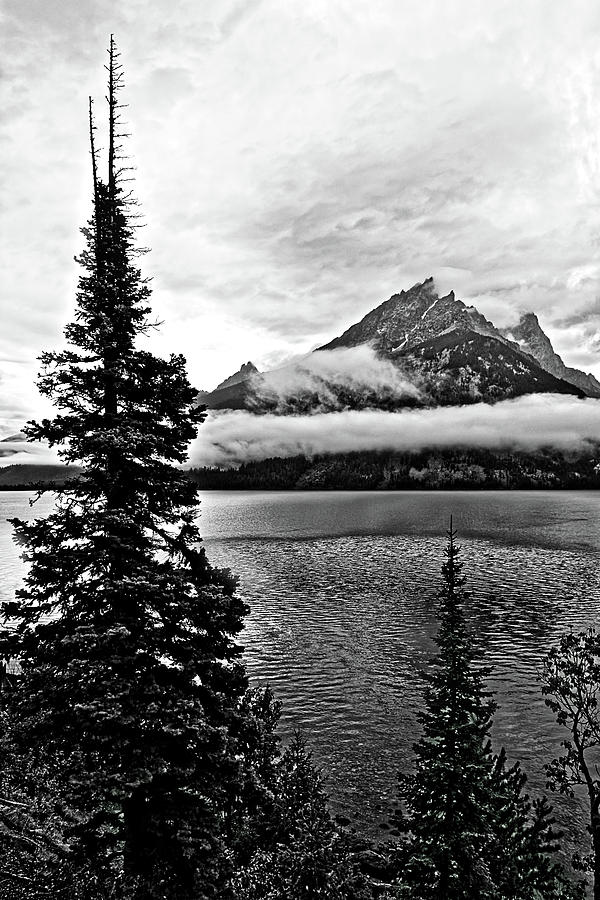 Jackson Lake --  Grand Teton National Park, Wyoming by Darin Volpe