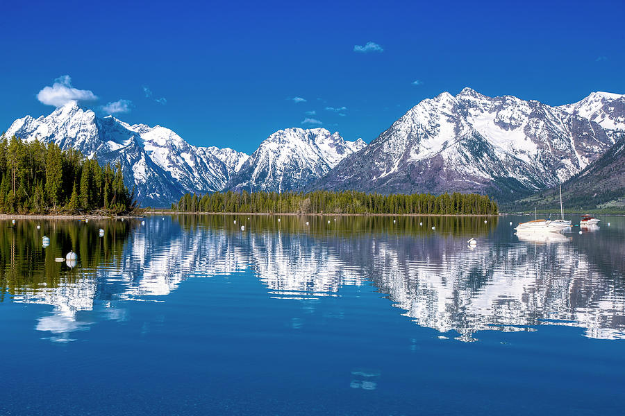 Jackson Lake by Joe Paul